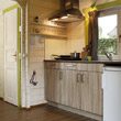 Trekkershut Tiny House Panorama 2